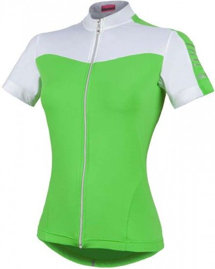 Nalini Pro Agua Lady Jersey Short Sleeve Jersey For Ladies Green (E16-4057)
