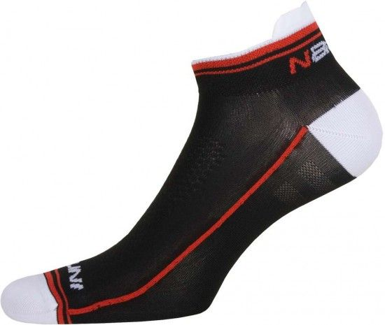 Nalini Pro Estrina Socks (H6) Short-Shaft Socks Black (E17-4000)
