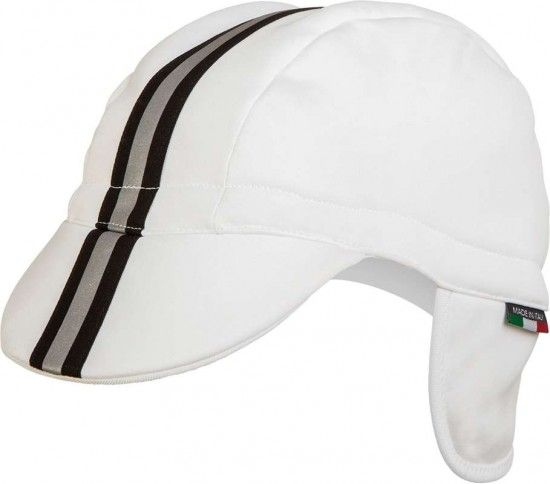 Nalini Pro Giustino Thermo Winter Cap White (I17-4020)