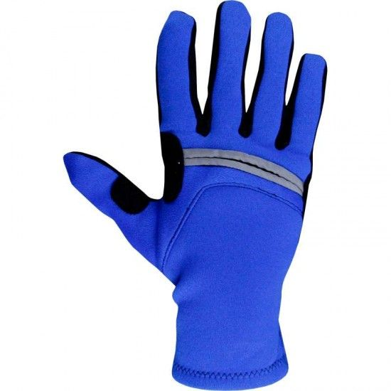 Nalini Pro Gloper Neopren Long Finger Cycling Gloves Blue (I3-421)