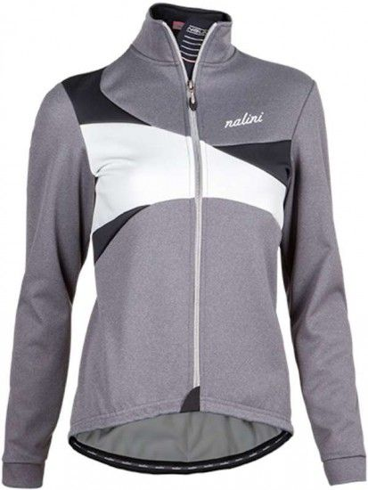 Nalini Pro Graziosissima Lady Jkt Thermo-Winter-Jacket For Ladies Grey (I16-4009)