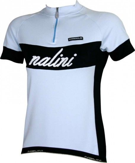 Nalini Pro Mistyrose Retro Short Sleeve Jersey For Ladies Light Blue
