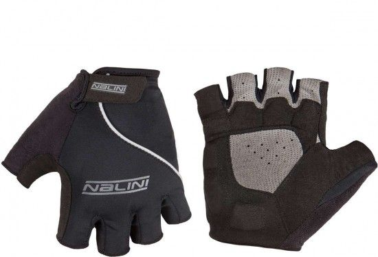 Nalini Pro Gloves Short Finger Gloves Black (E17-4000)