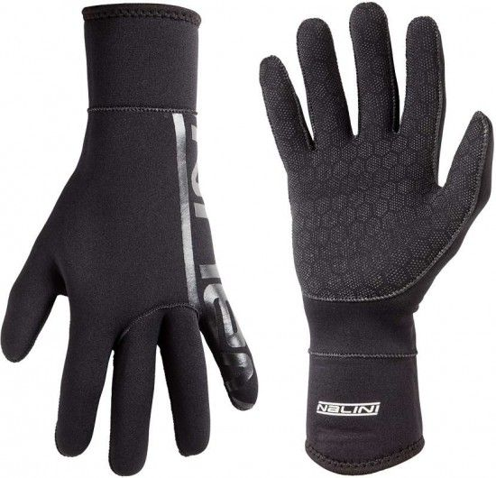 Nalini Pro Neo Thermo Gloves Black (I17-4000)