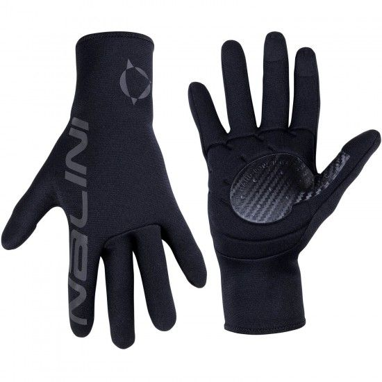 Nalini Pro Neo Winter Gloves Winter Cycling Gloves Black (I18-4000)