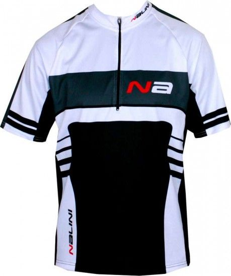 Nalini Pro Phantom Mtb - Short Sleeve Jersey White (E16-4020)