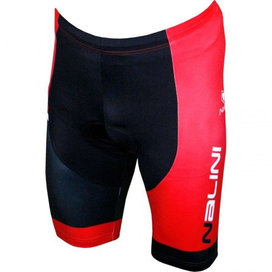 Nalini Pro Special Apulie Cycling Shorts Black/Red (5100)