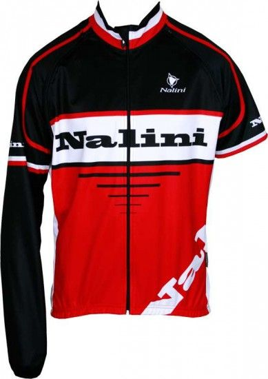Nalini Pro Special Göma Convertible Jacket Red