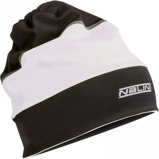 Nalini Pro Warm Gaitor Cycling Winter Cap Black (I17-4000)