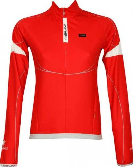 Nalini Pro Lady Long Sleeve Jersey Sibilla Red
