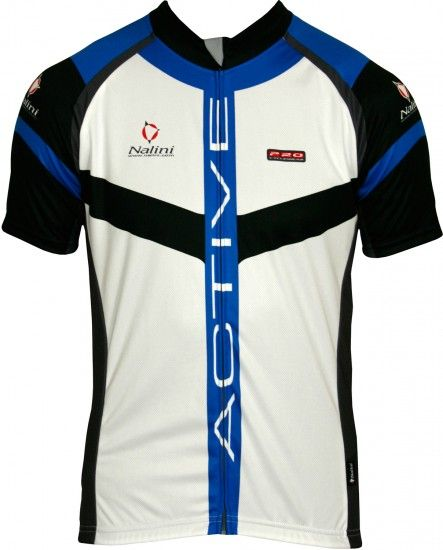 Nalini Pro Short Sleeve Jersey Rigel Blue