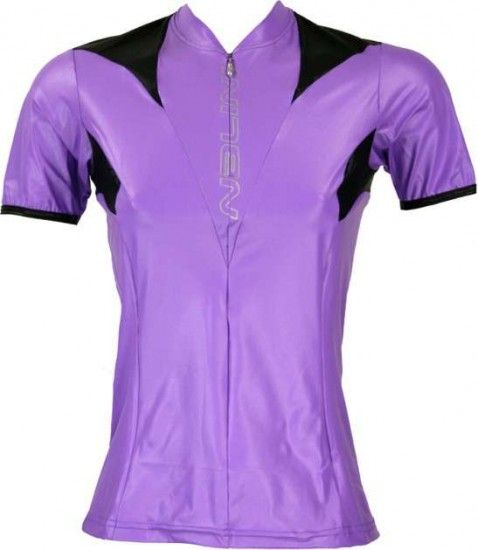 Nalini Pro Short Sleeve Jersey Rucola For Girls - Purple