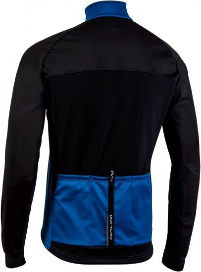 Nalini Pro Winter Cycling Jacket Crit Warm Jkt Black/Blue (I18-4200)