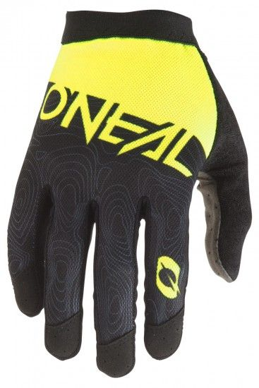 O'Neal Amx Altitude Mtb-Gloves Long Finger Neon Yellow/Black