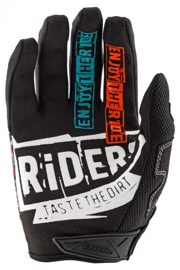 O'Neal Mayhem Crank Ii Mtb Gloves Long Fingers Multi Color