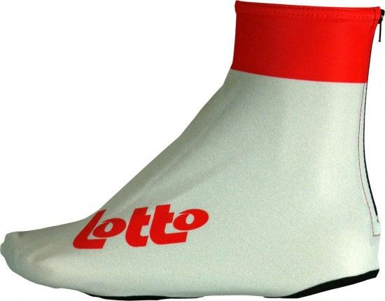 Vermarc Omega Pharma-Lotto 2011 Professional Cycling Team - Cycling Overshoe / Shoe Cover