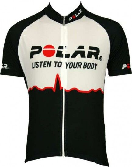 Nalini Polar - Tricot (Jersey Short Sleeve - Long Zip)