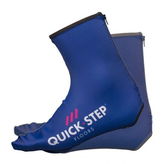 Vermarc Quick-Step Floors 2018 Time Trial Overshoes - Professional Cycling Team