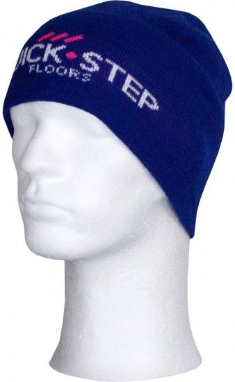 Vermarc Quick-Step Floors 2018 Winter Cap - Professional Cycling Team