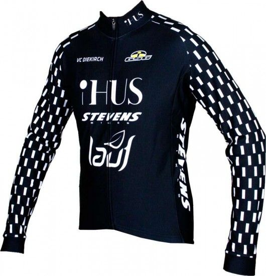 Giessegi Racing Team Stevens-Ihus 2016 Long Sleeve Jersey - Professional Cycling Team