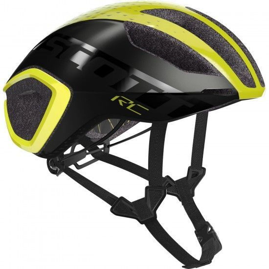 Scott Cadence Plus Cycling Helmet Yellow Rc/Dark Grey (250026)