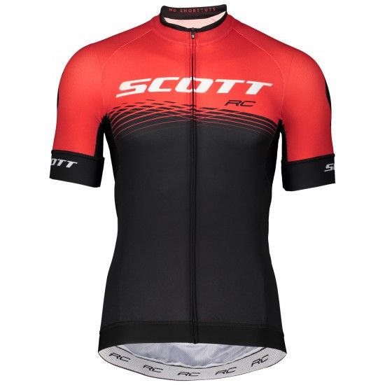 Scott Rc Pro Short Sleeve Cycling Jersey Red/Black (270447)