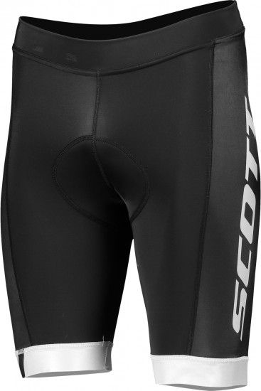 Scott Rc Team Cycling Shorts Black/White (270458)