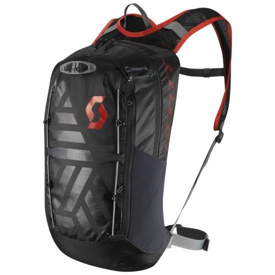 Scott Trail Lite Fr 14 Bag Pack Caviar Black/Fiery Red (250019)
