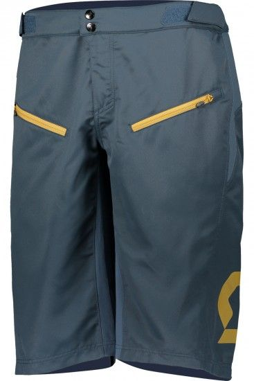 Scott Trail Vertic Bike Shorts With Liner Nightfall Blue/Washed Blue (270483)