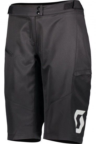 Scott Trail Vertic Womens Bike Shorts With Liner Black (270546)