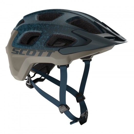 Scott Vivo Plus Cycling Helmet Nightfall Blue (241070)