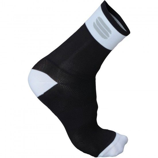 Sportful Bodyfit Pro 12 Cycling Socks Black/White