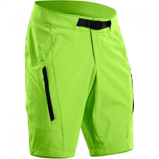Sugoi Pulse Bike Shorts Green (E18)