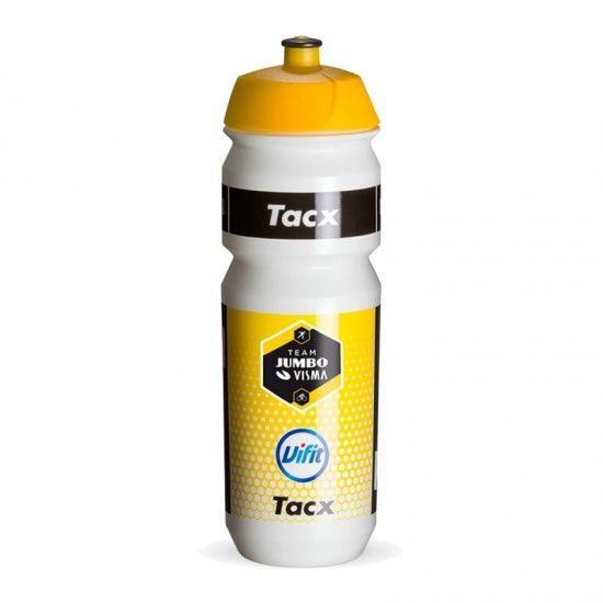 Tacx Team Jumbo - Visma 2019 Water Bottle 750 Ml - Professional Cycling Team