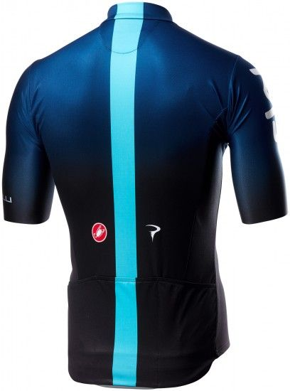 Castelli Team Sky 2019 Set - (Squadra Jersey + Volo Bibshort) - Professional Cycling Team