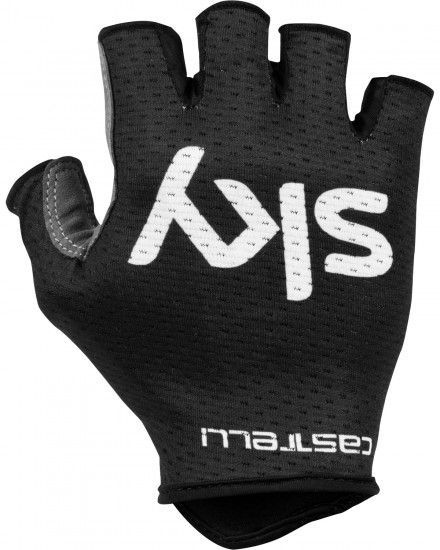 Castelli Team Sky 2019 Short Finger Cycling Gloves - Professional Cycling Team