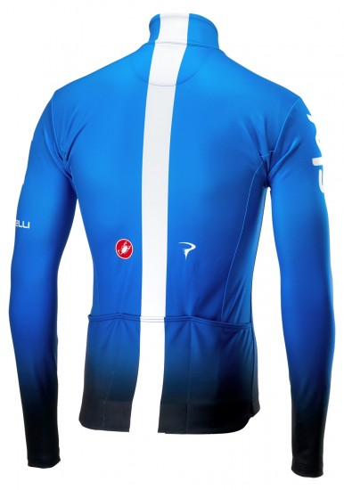 Castelli Team Sky 2019 Training Edition Long Sleeve Cycling Jersey - Professional Cycling Team