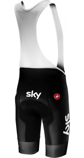 Castelli Team Sky 2019 Training Edition Set - (Squadra Jersey + Volo Bibshort) - Professional Cycling Team