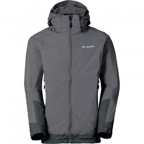 Vaude Kofel Lw Outdoor Jacket Iron