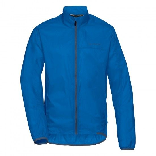 Vaude Men Air Jacket Iii Wind Jacket Radiate Blue