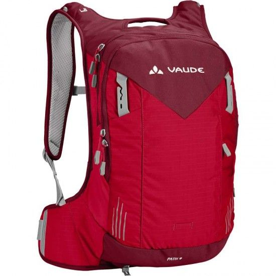 Vaude Path 9 Cycling Backpack Indien Red