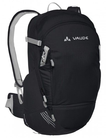 Vaude Splash 20+5 Cycling Backpack Black (Black/Dove)