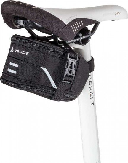 Vaude Tool Stick M Saddlebag Black