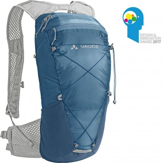 Vaude Uphill 16 Lw Cycling Backpack Blue (Washed Blue)