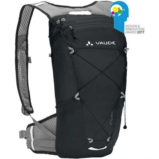 Vaude Uphill 9 Lw Cycling Backpack Black