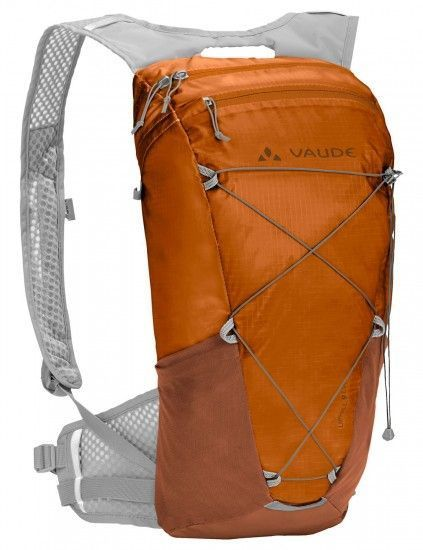 Vaude Uphill 9 Lw Cycling Backpack Orange (Orange Madder)