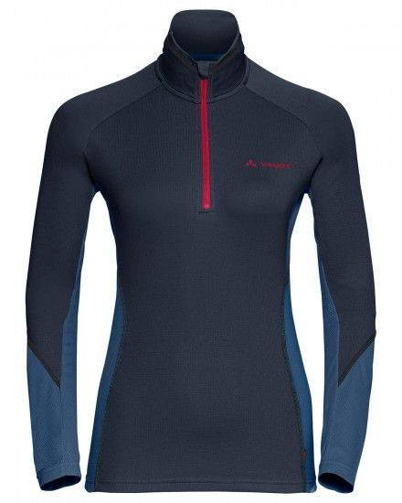 Vaude Women Larice Light Shirt Long Sleeve Eclipse/Fjord