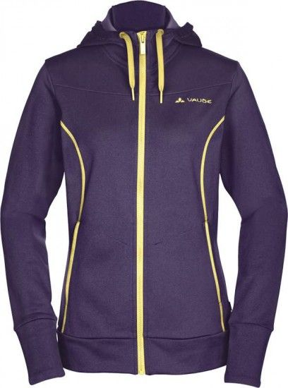 Vaude Women Pumor Jacket Mulberry