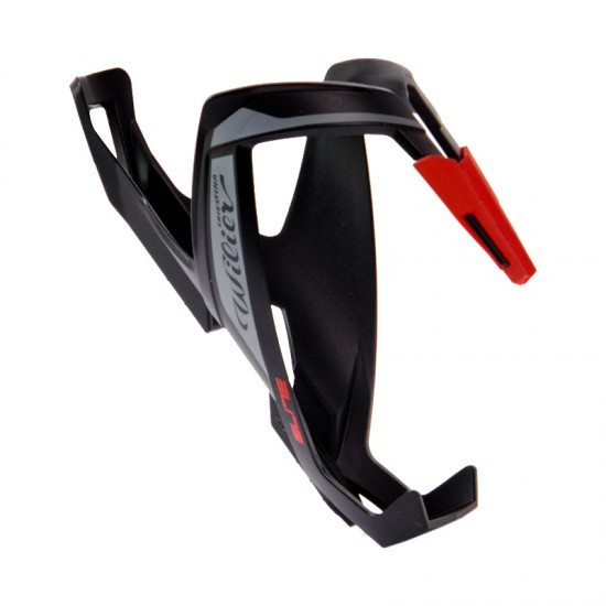 Wilier Custom Race Plus Bottle Cage Black Matt By Elite
