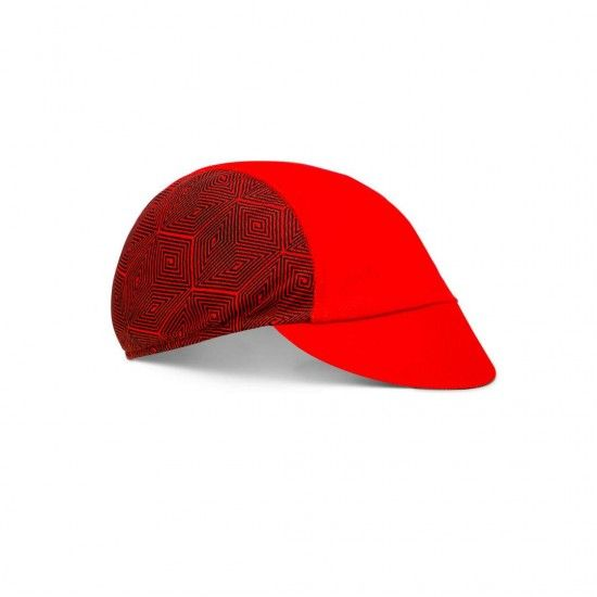 Wilier Optical Pop Cap Cycling Cap Red (Wl238)